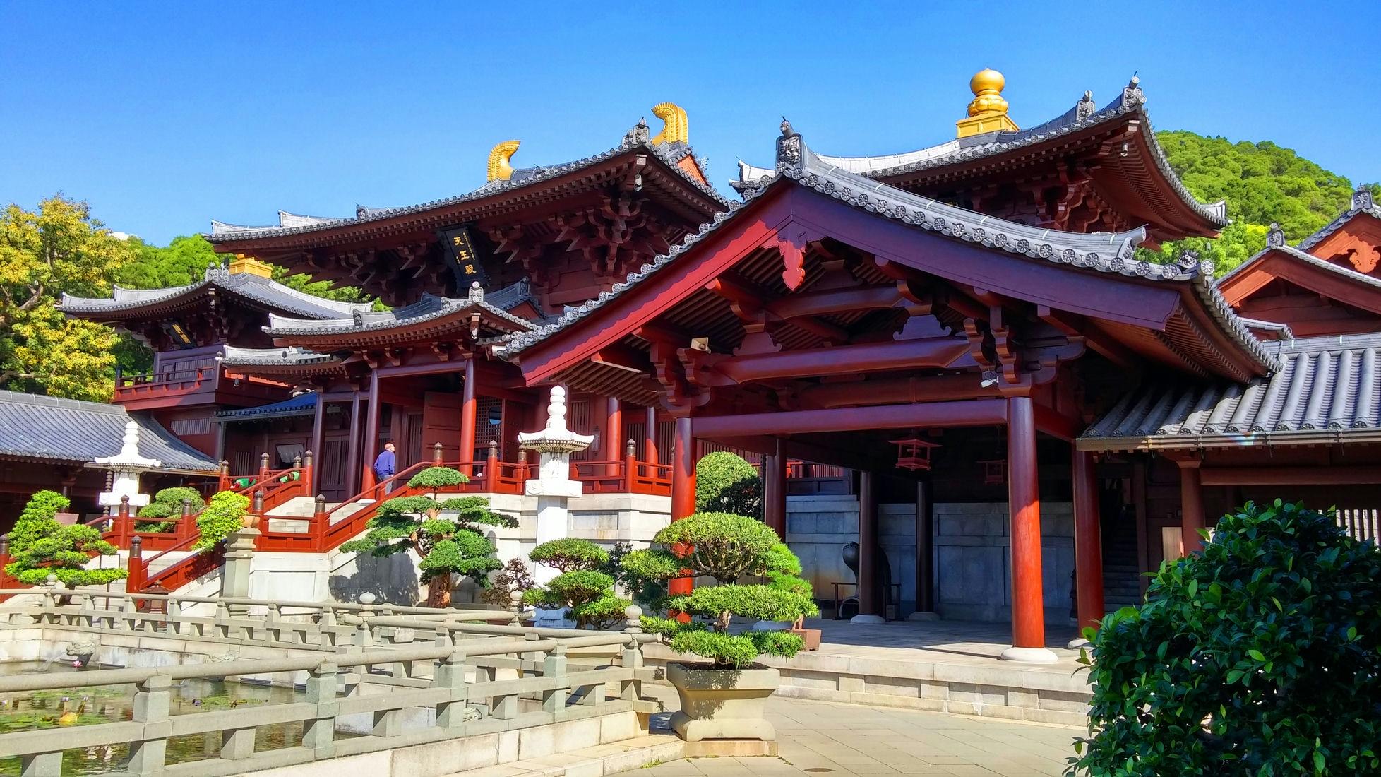 Chi-Lin-Nunnery-Lotus-Pond-Garden