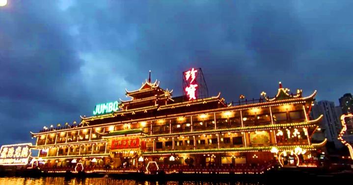 Jumbo-Floating-Restaurant-night-view
