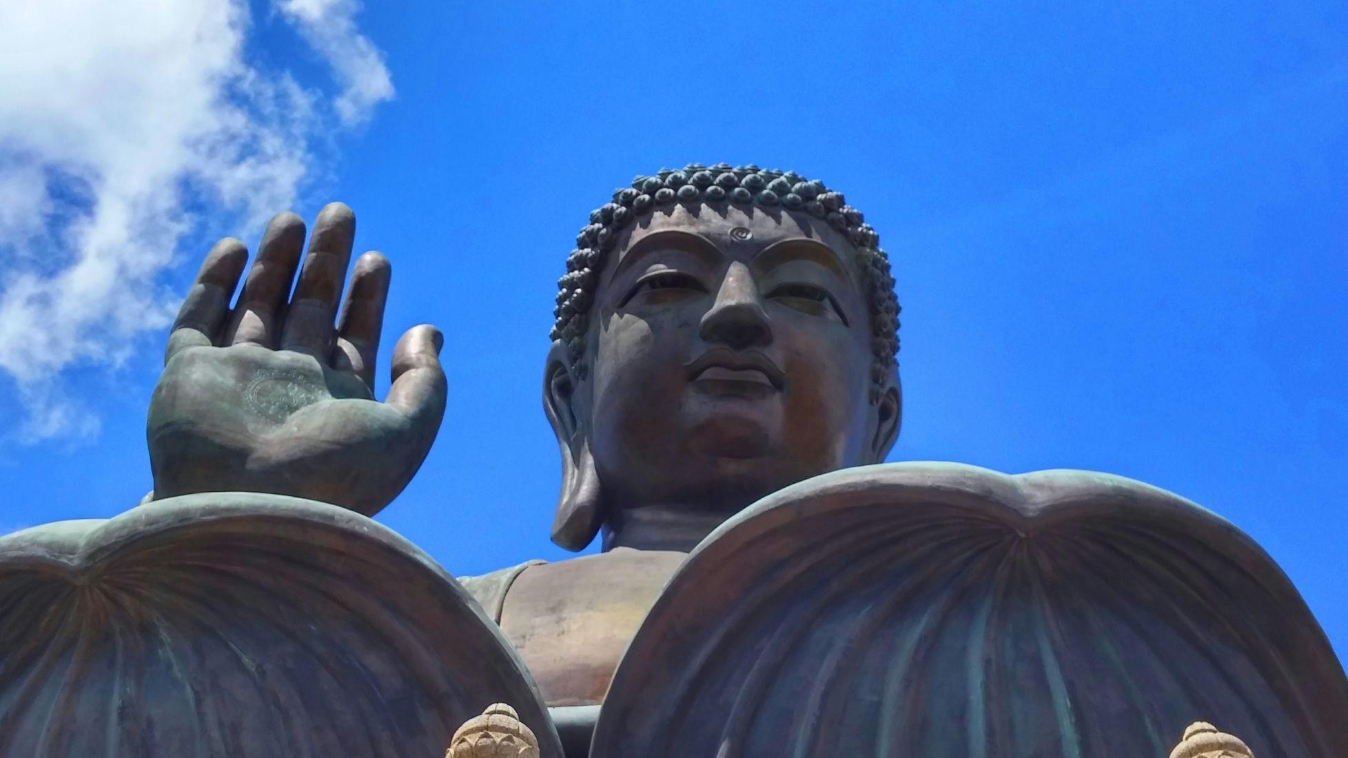 Ngong-Ping-Big-Buddha-close-up
