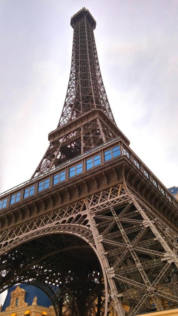 Parisian Eiffel Tower Cotai Macau