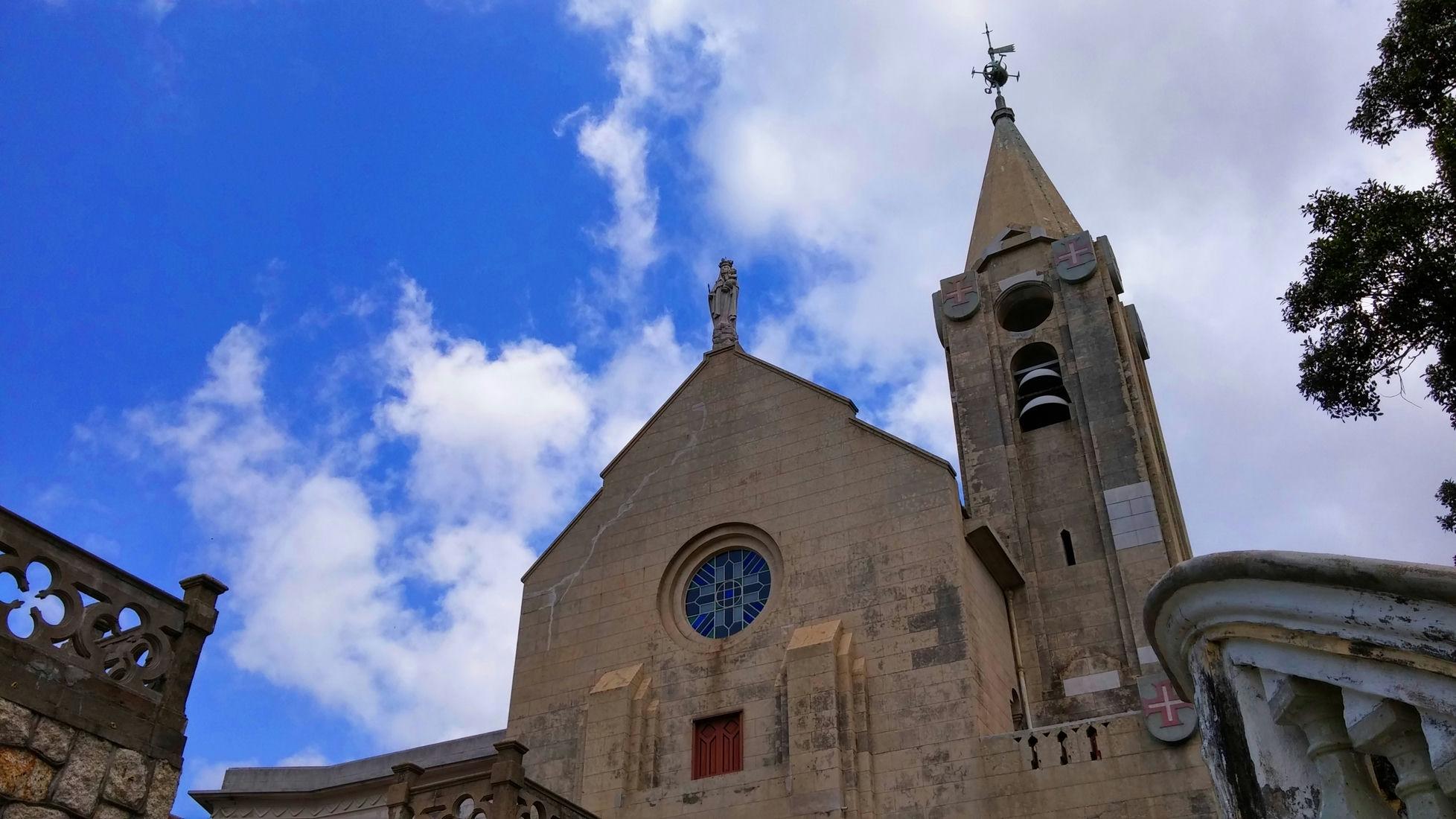 Penha Church Macau