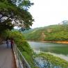 Pok Fu Lam Reservoir hiking trail
