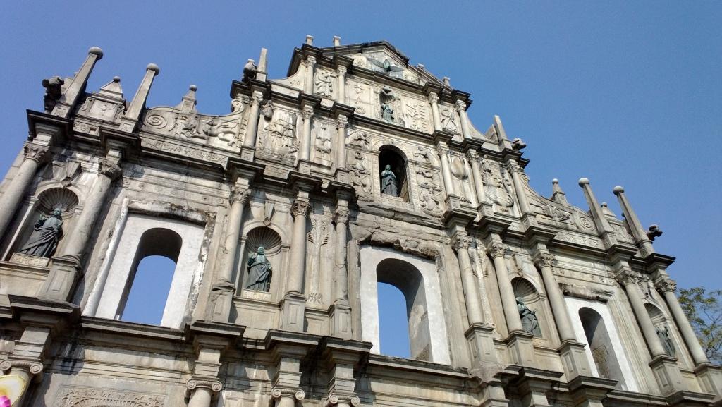 St-Pauls-Ruins Macau