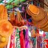 Tai Po New Market Fu Shin Street ratten ware stall