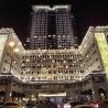 Peninsula hotel night view