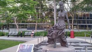 anita mui statue garden of stars