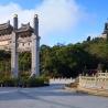 Big Buddha and Po Lin Monastery Archway