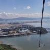 Hong Kong Airport and Tung Chung from Ngong Ping 360 Cable Car