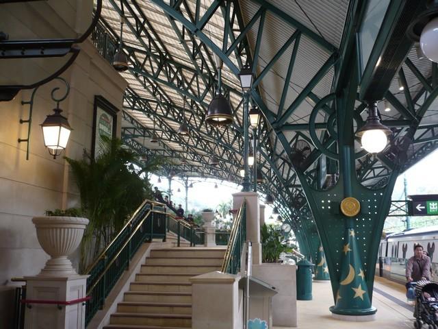 Disneyland Resort Station