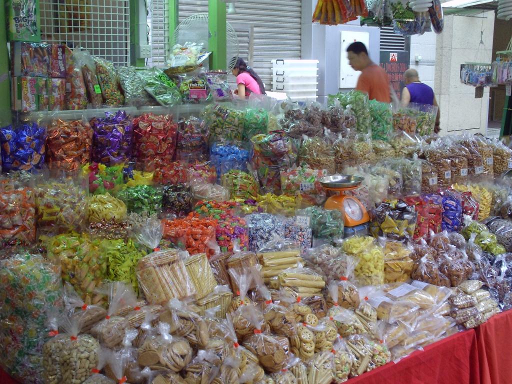 market candies