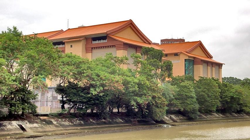 Shing Mun River Hong Kong Heritage Museum