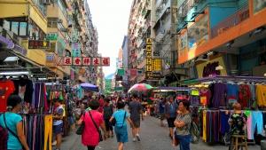 Mong Kok Fa Yuen Street Market