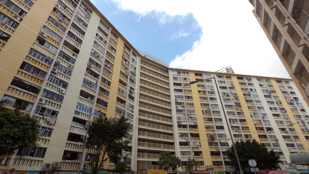 Wah Fu Estate building blocks