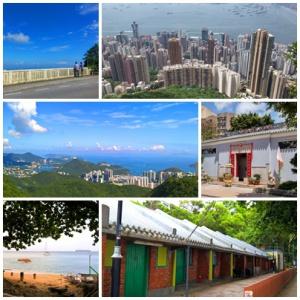 Hidden gems of the Hong Kong Island private tour