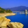 The scenic High Island Reservoir