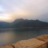 Shek Pik Reservoir at the South Lantau Island