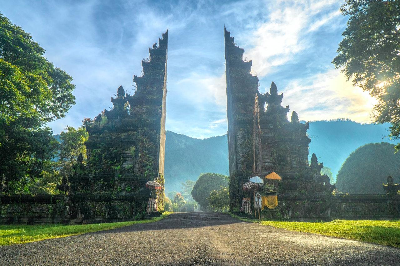 Bali's heritage