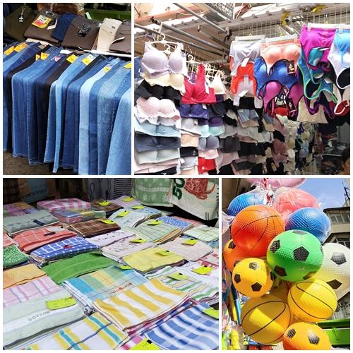 Fuk Wing ad Fuk Wah Street Market