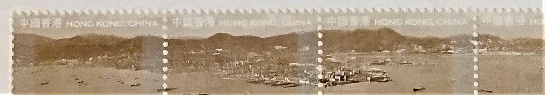 Kowloon Peninsula in 1962