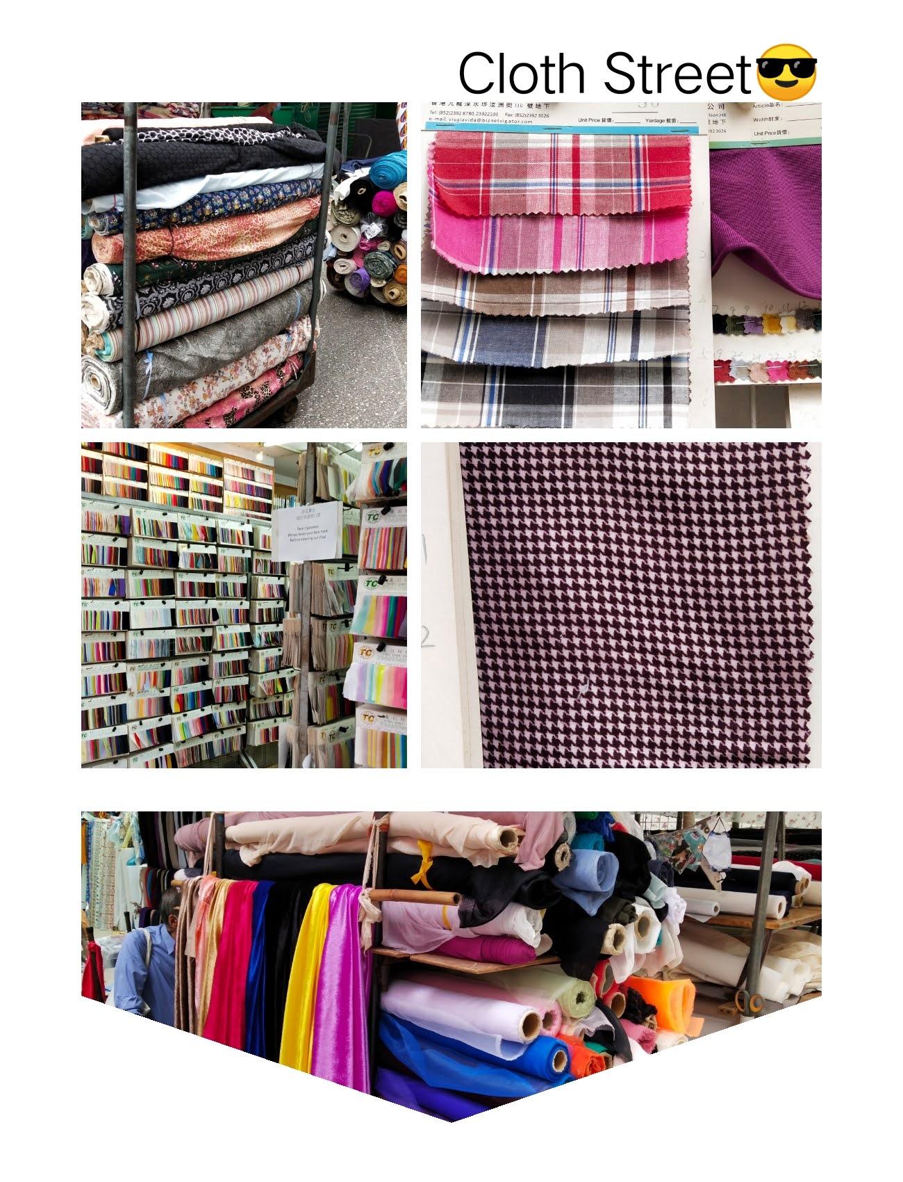Cloth Street
