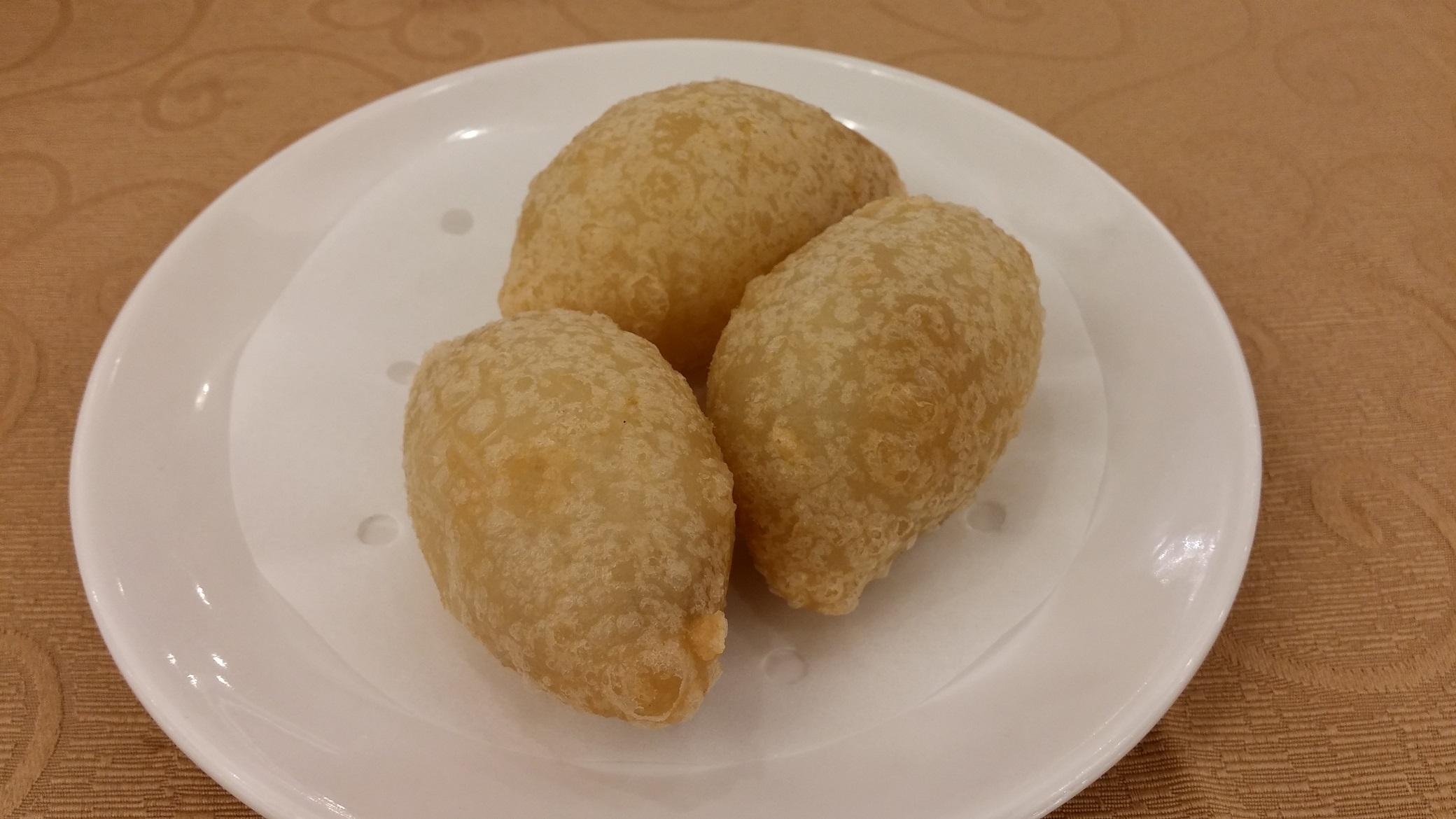 Deep fried Chiu Chow Meat Dumpling