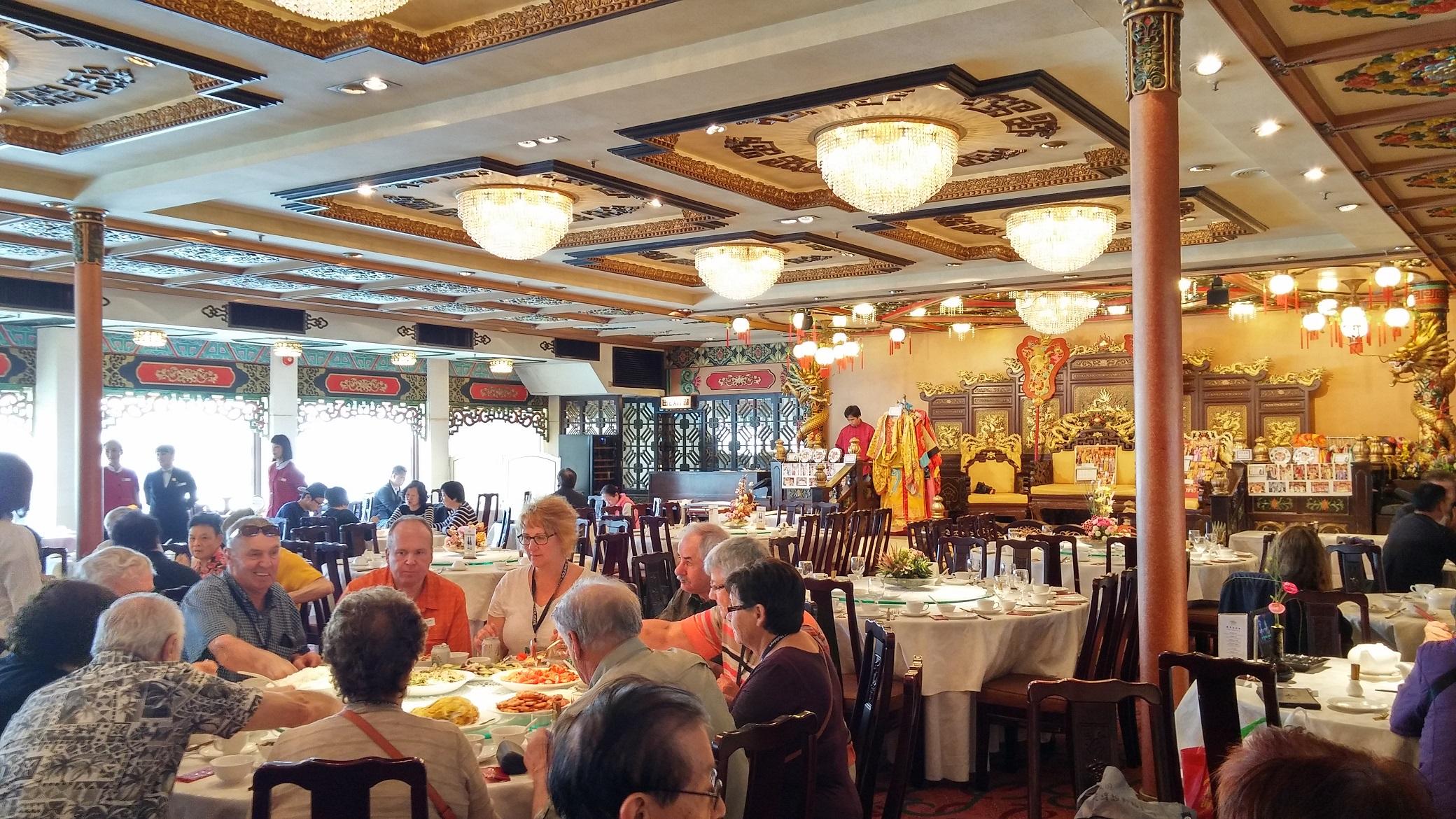 Inside Jumbo Restaurant