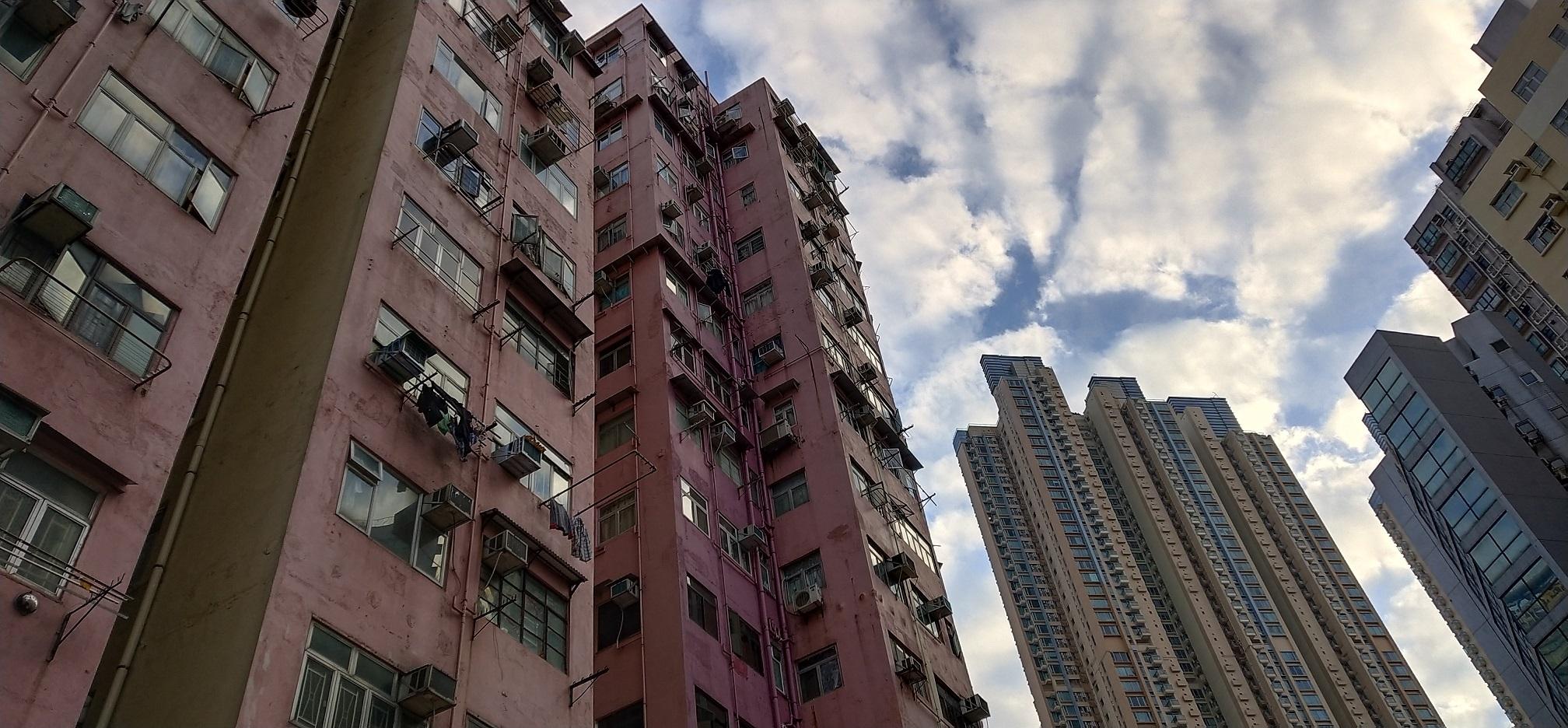 Urban redevelopment may change the environment of Sham Chun Street soon.