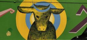 Cattle artwork