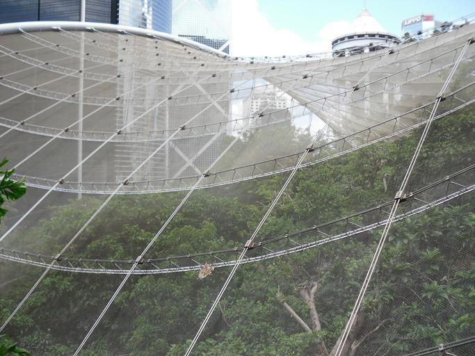 Edward Youde Aviary of Hong Kong Park