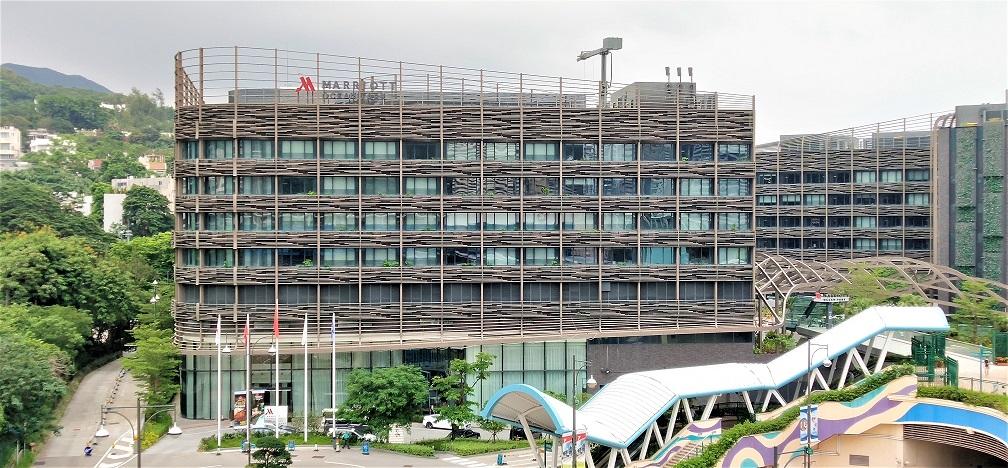 Marriott Ocean Park Hotel