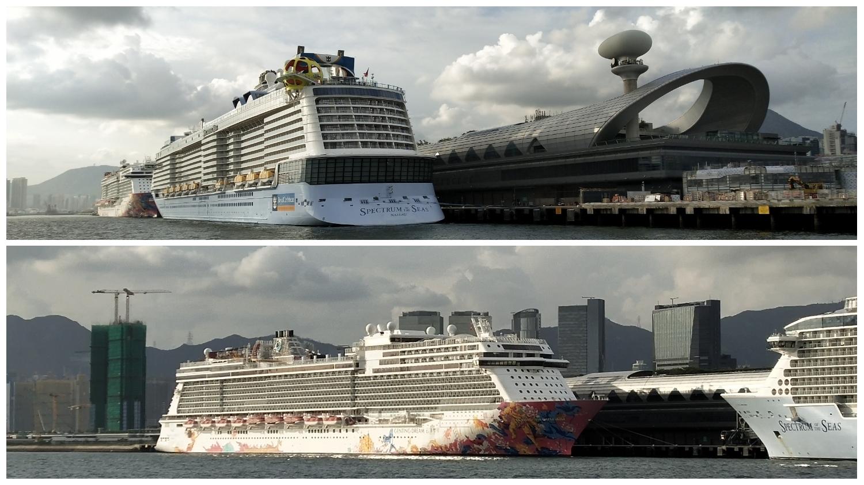 Cruise passengers shouldn't stay at hotels near Kai Tak Cruise Terminal.